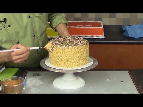 Make Perfect Gold Sequin Cakes Quick, Easy & Way Less Expensive | Confetti Already Simpress™