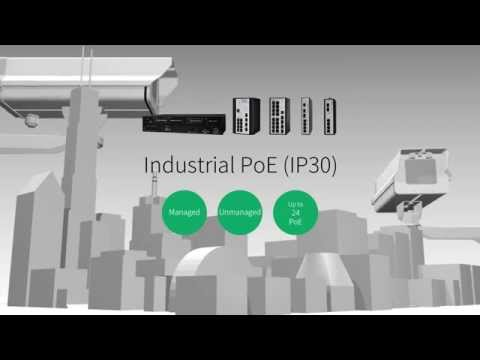 Lantech Industrial PoE - Hardware Advantages