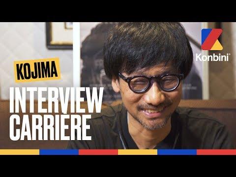 Kojima - Le papa de Metal Gear revient sur sa carrière et dévoile ses secrets | Konbini