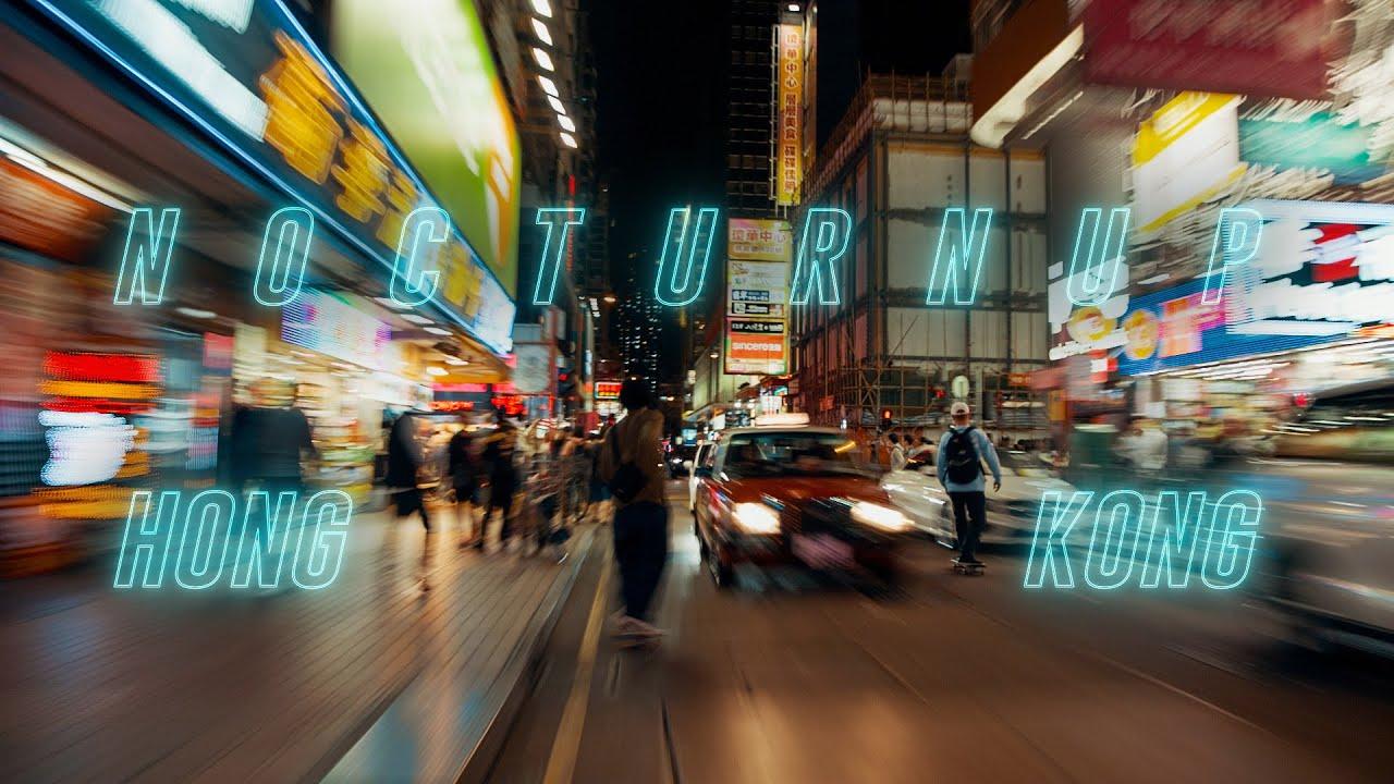 NocturnUP Hong Kong - TransWorld SKATEboarding