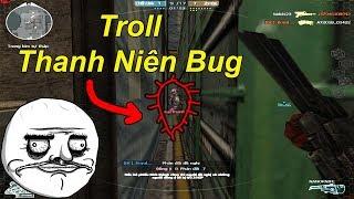 Troll Thanh Niên BUG Cười Méo Cả Quai Hàm | TQ97