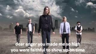 Dear X (you don't own me) Disciple lyrics