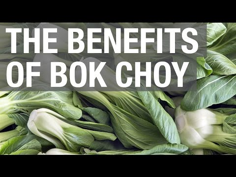 , title : 'The Benefits of Bok Choy