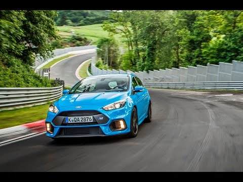 Ford Focus Rs Ford Hot Hatch Nurburgring