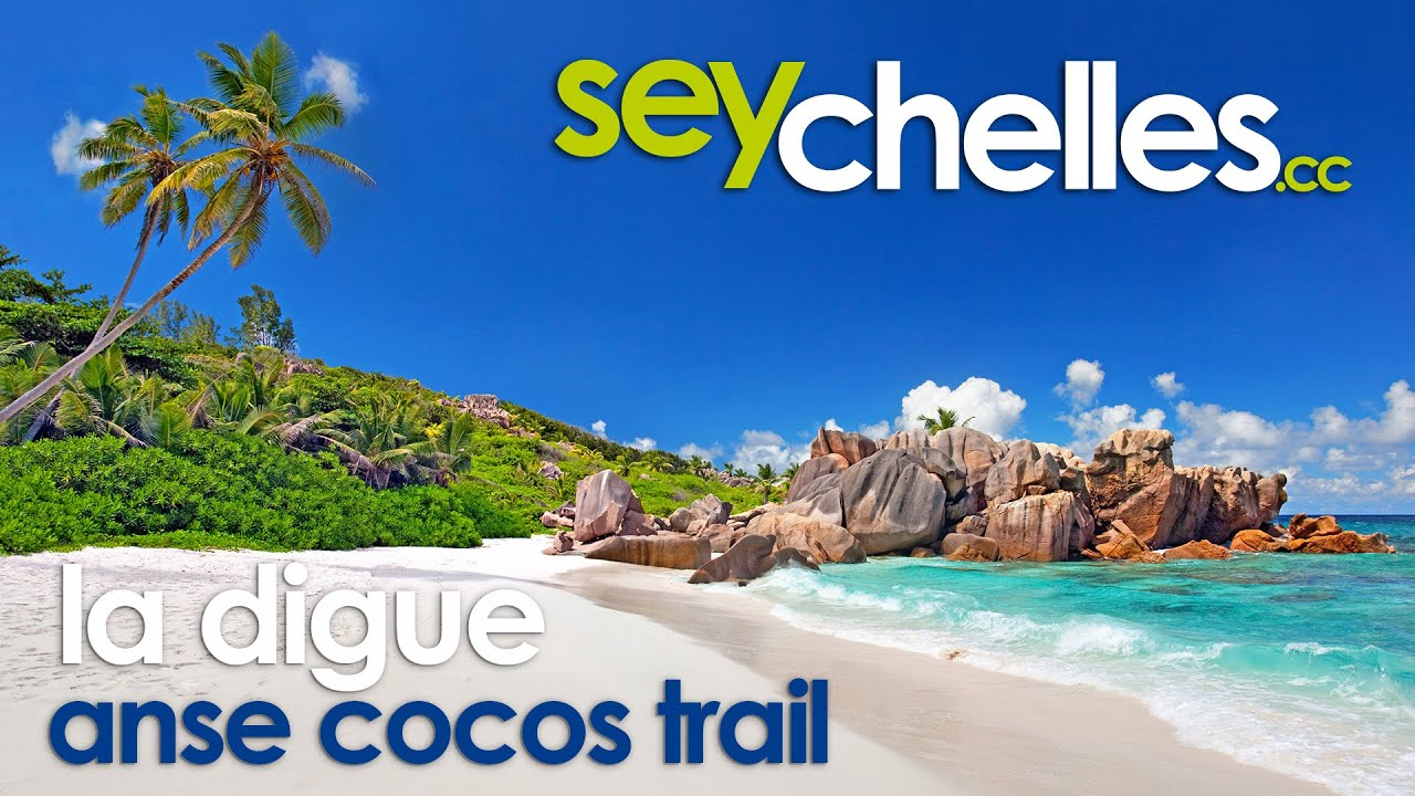 video about the anse cocos trail on la digue