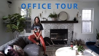 New video on my Youtube channel Showing you around the new office