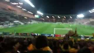 preview picture of video 'FC Nantes   |   Battle de chant en entier Tribune Loire'