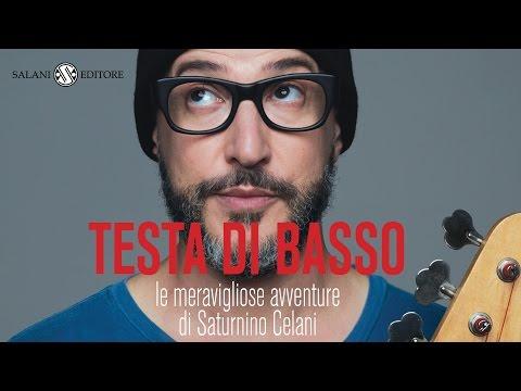 """Saturnino Celani presenta la sua biografia """"Testa di basso"""""""