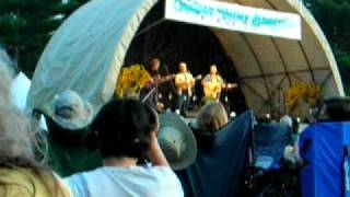 Eight Miles High live 2009 - Ossipee Valley Festival
