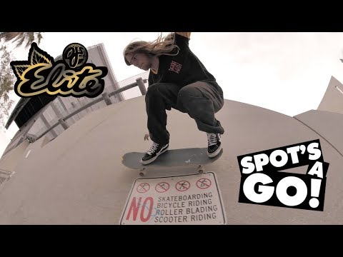 Spot's a Go! W/ Fabiana Delfino, Joe Milazzo, & Mateo Rael | OJ Wheels