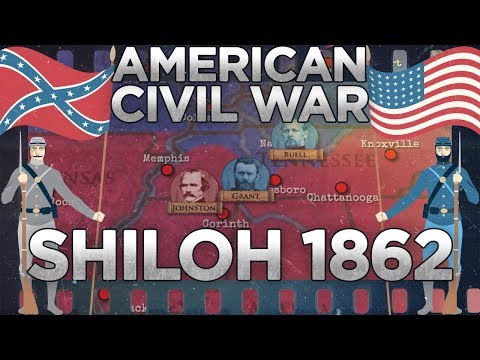 Battle Of Shiloh (1862) - American Civil War DOCUMENTARY Mp3