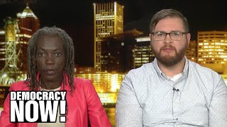 """Journalist Shane Burley on the """"brutal gang style"""" of white supremacist groups in Portland"""