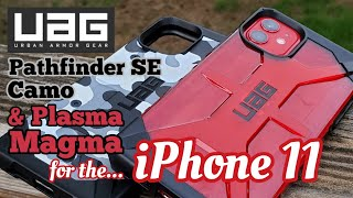 UAG Plasma & Pathfinder SE Series Cases for the iPhone 11