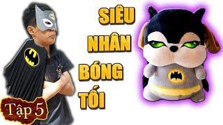 Tony | SIÊU NHÂN CHÓ [Tập 5]   Nerf War Superdog #SNC