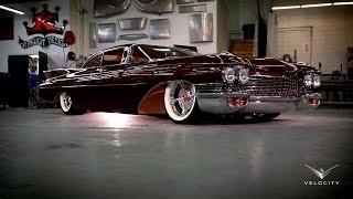 Meet the 1960 Copper Caddy Chop Top