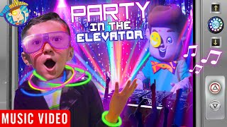 PARTY IN THE ELEVATOR 🎵 FUNnel Fam Official Music Video (DJ Vision)