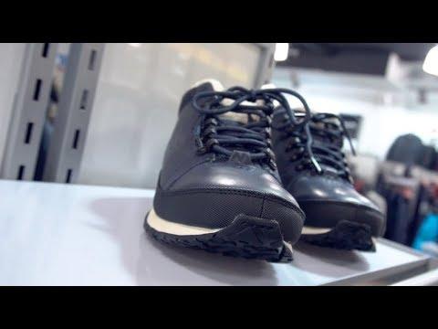 Ботинки New Balance Model 754, видео - интернет магазин MEGASPORT