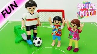 Lena Und Chrissi Beim Fußball Training  Profi Fußballer Mats Hummels Zeigt Lena Das Kicken  Story