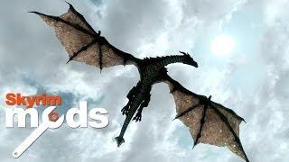 Best Dragon Mods Ever! - Top 5 Skyrim Mods of the Week