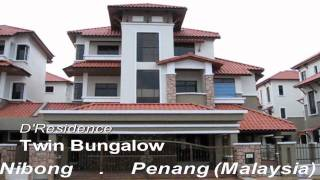 preview picture of video 'Penang Bayan Mutiara (D'Residence)'