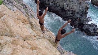 Les métiers de l'impossible - De Mexico à Acapulco