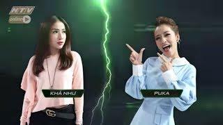 Khả Như không phân biệt được lạc đà và đà điểu | HTV NHANH NHƯ CHỚP | NNC #22 | 1/9/2018
