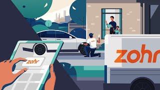 Zohr.com - Mobile Tire Shop Near Me