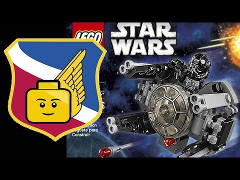 Vidéo LEGO Star Wars 75031 : TIE Interceptor