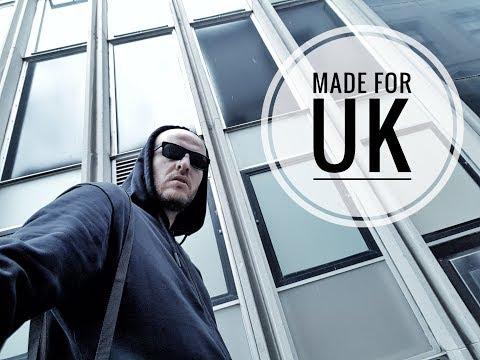 Bibanu Mixxl – Made in uk [Freestyle] Video