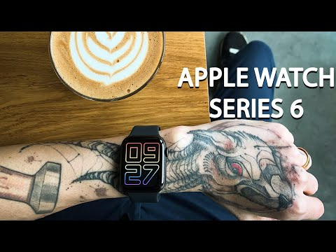 UNBOXING Apple Watch Series6 - Tecnologia & Outras Histórias