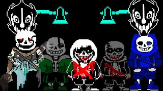 Unknown Time Trio Original - by MintyKnight-YT - Undertale Fangame