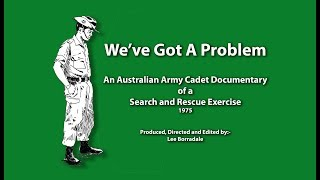 We've Got A Problem: Army Cadet Documentary