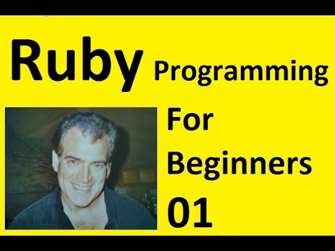 Ruby Programming Introduction For Beginners Install Ruby on Windows 10, #1