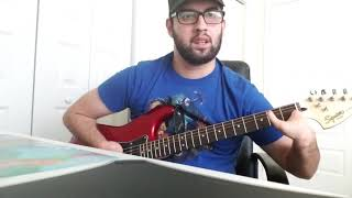 Lindsey Stirling - Roundtable Rival Cover by Randy (Only Guitar Part)