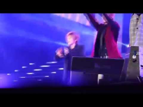FANCAM 140321 B A P   Lovesick @ WAPOP K Dream Concert в Тэгу