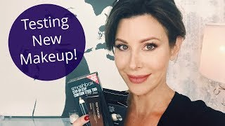 Testing Out New Products | Foundation, Contour, Concealer