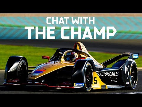 'I'm Here To Gain Another Title' - Jean-Eric Vergne Talks New Formula E Season