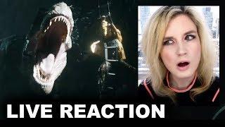 Jurassic World 2 Final Trailer REACTION