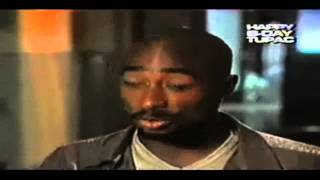 Tupac's Wisdom Rare Interview Footage