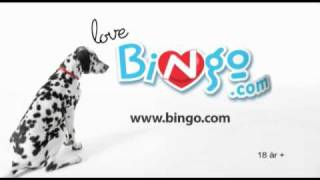 Bingo.com - Elsker Du Bingo? 5 Sek