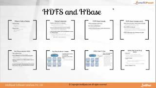 Apache Hbase Tutorial Hadoop Hbase Hbase Training