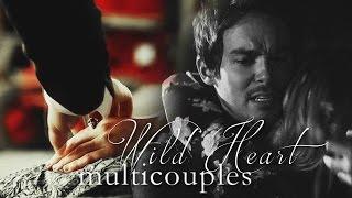 ♥ Multicouples || ♫ Wild heart (+ Sara)