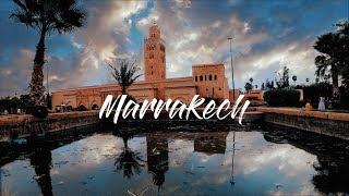 Exploring MARRAKECH 2019 | Morocco 4K Travel Vlog