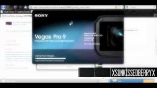 Sony Vegas Sparkle