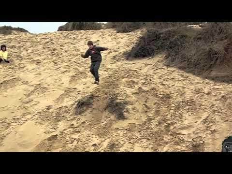 אוסף פספוסים בחול הרך!