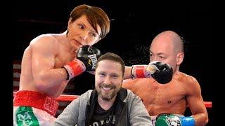 Елена Бондаренко vs Дмитрий Гордон