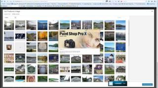 Wordpress Blogging Tutorial Help: Blogging & Pinterest