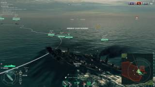 World Of Warships - Operation Dynamo - Saving Private Parks (short Version)