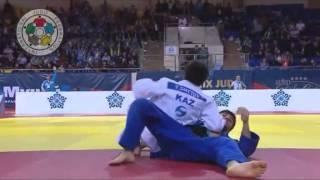 Eldos Smetov Judo Kazakistan