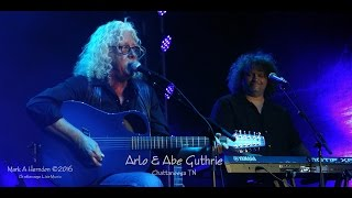 Arlo Guthrie - City of New Orleans (Chattanooga Live Music)
